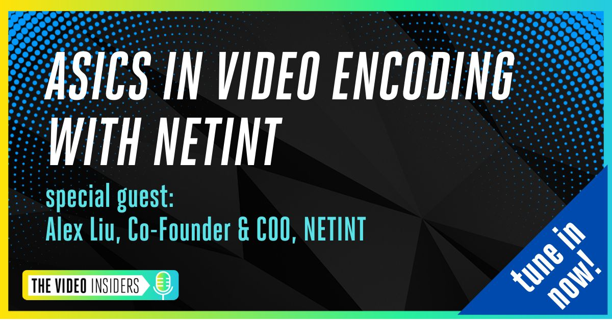 ASICS in video encoding with NETINT
